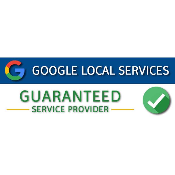 Google Local Services - Guaranteed Service Provider