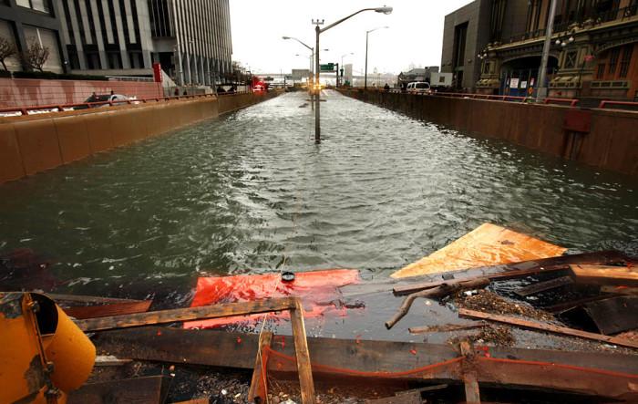 Flooding in New York   Amerestore